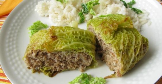 Ricette vegetariane involtini di verza e patate al curry for Ricette vegetariane